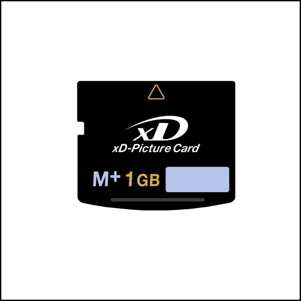 The Video Copy Company Memory Cards XD Picture