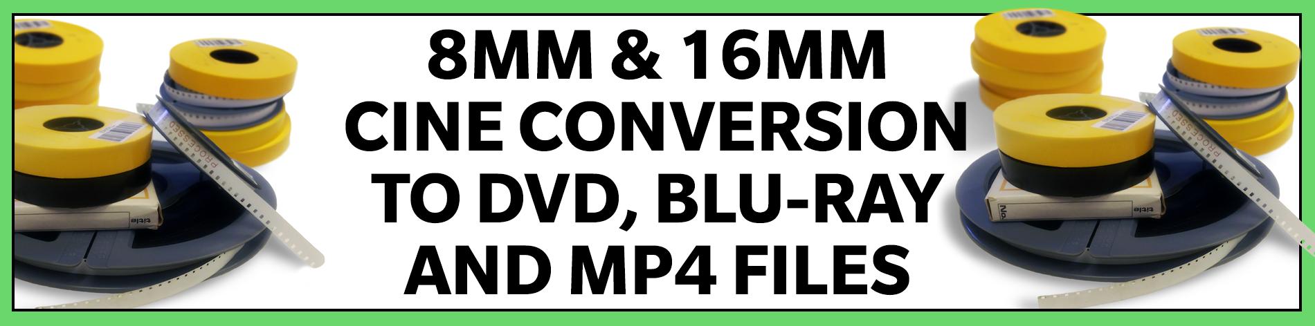 The Video Copy Company Cine Transfers