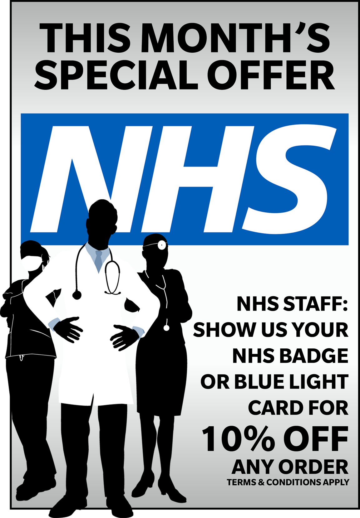 The Video Copy Company Special Offers NHS 10